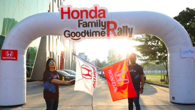 Honda Family Goodtime Rally