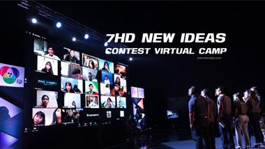 กิจกรรม 7HD NEW IDEAS CONTEST VIRTUAL CAMP